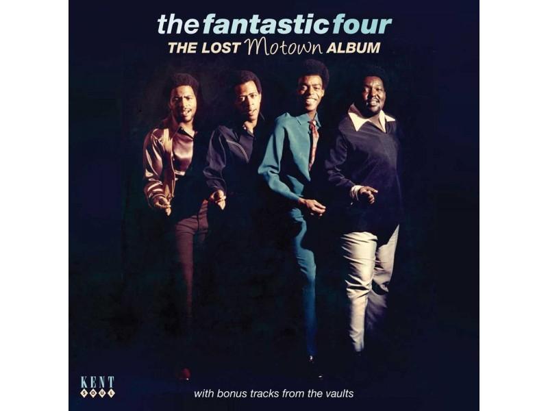 The Fantastic Four - The Lost Motown Album NOVO