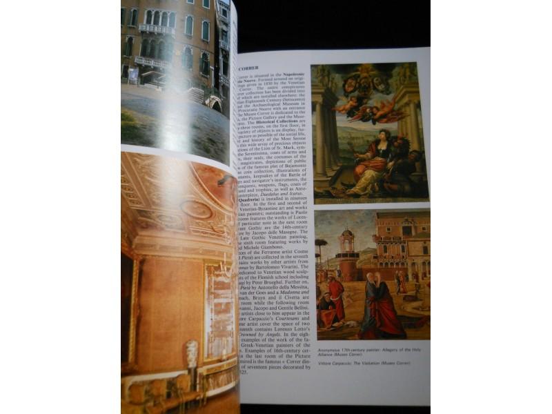 The Golden Book of VENICE, VENECIJA