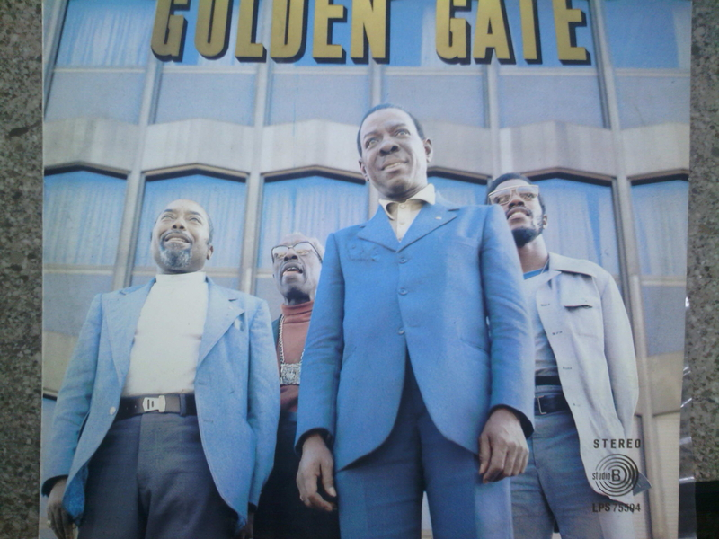 The Golden Gate Quartet ‎– Golden Gate