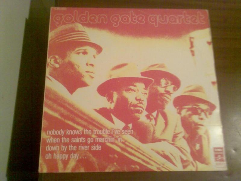 The Golden Gate Quartet - Volume 6