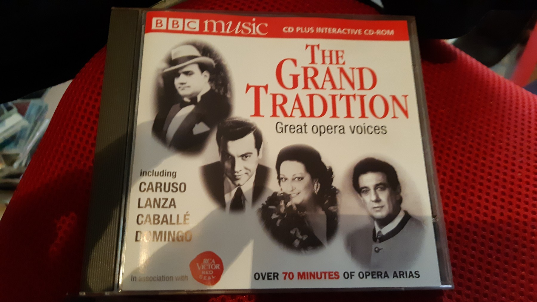 The Grand Tradition - Great Opera Voices - Kupindo com (54326523)