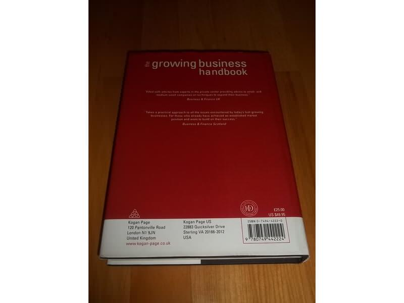 The Growing Business Handbook: Inspiration & Advice Fro