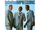 The Impressions - The Definitive Impressions NOVO