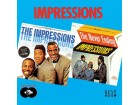 The Impressions - The Impressions/Never Ending Impressi