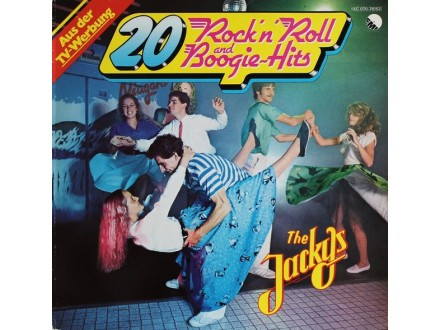The Jackys ‎– 20 Rock`n`Roll And Boogie-Hits