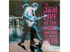 The Jam Live At The Music Machine 2nd March 1978, The Jam, 2LP