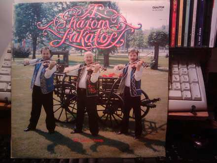 The Lakotos Family - A Harom Lakatos - LP