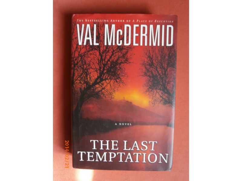 val mcdermid the last temptation pdf