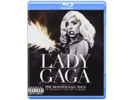The Monster Ball Tour At Madison Square Garden, Lady Gaga, Blu-ray