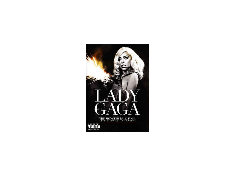 The Monster Ball Tour At Madison Square Garden, Lady Gaga, DVD