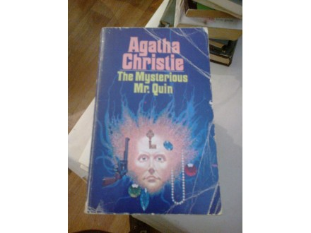 The Mysterious Mr. Quin - Agatha Christie
