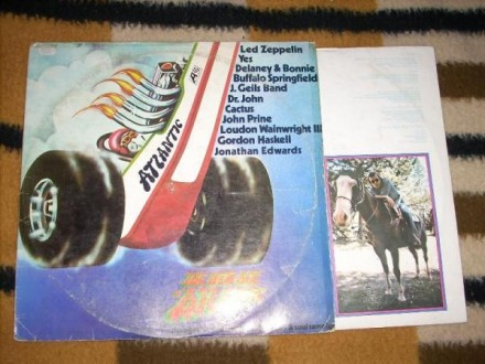 The New Age Of Atlantic LP Kompilacija