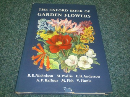 The Oxford book of garden flowers