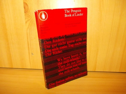 The Penguin Book of Lieder