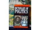 The Penguin Dictionary of Politics (odlično stanje)
