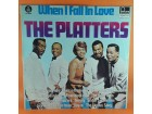 The Platters – When I Fall In Love, LP