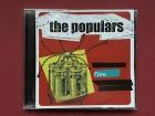 The Populars - FIVE   Mini CD    2004