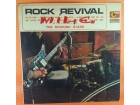 The Rocking Stars (2) ‎– Rock Revival, LP