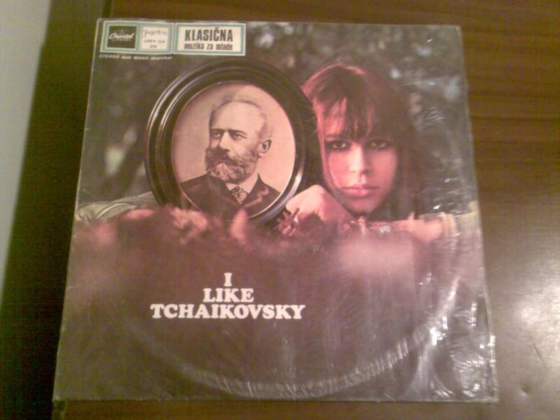 The Romantic Music Of Tchaikovsky, Vol. 1