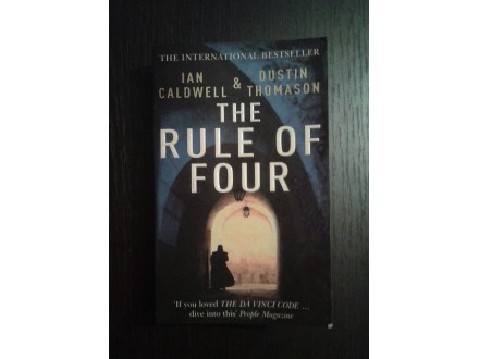 The Rule of Four - Caldwell & Thomason