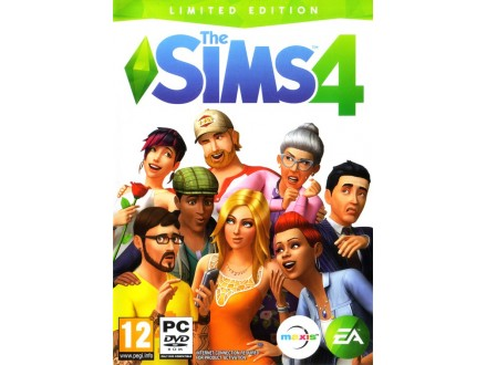 The Sims 4 - Limited Edition 2xDVD