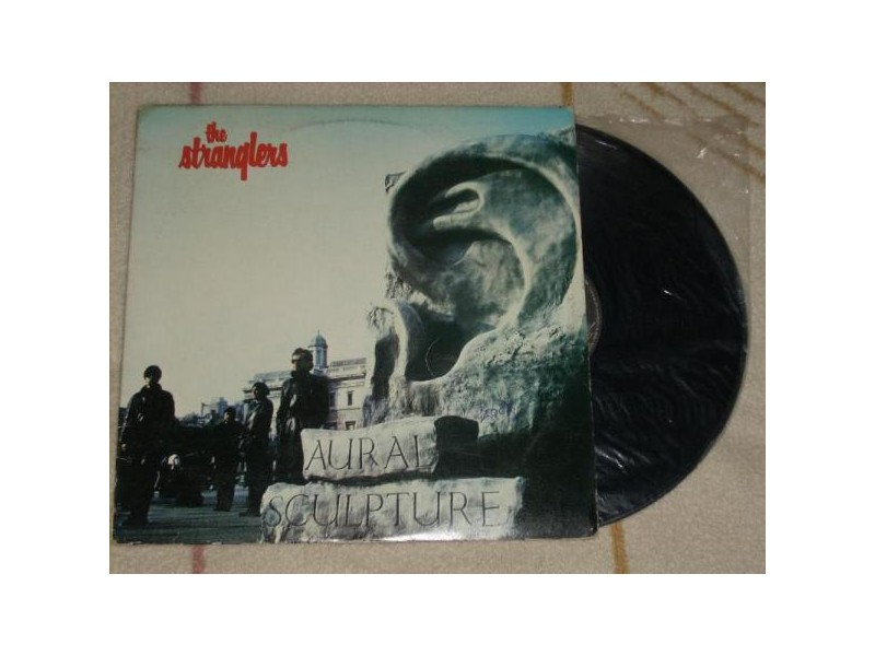 The Stranglers-Aural Sculpture LP