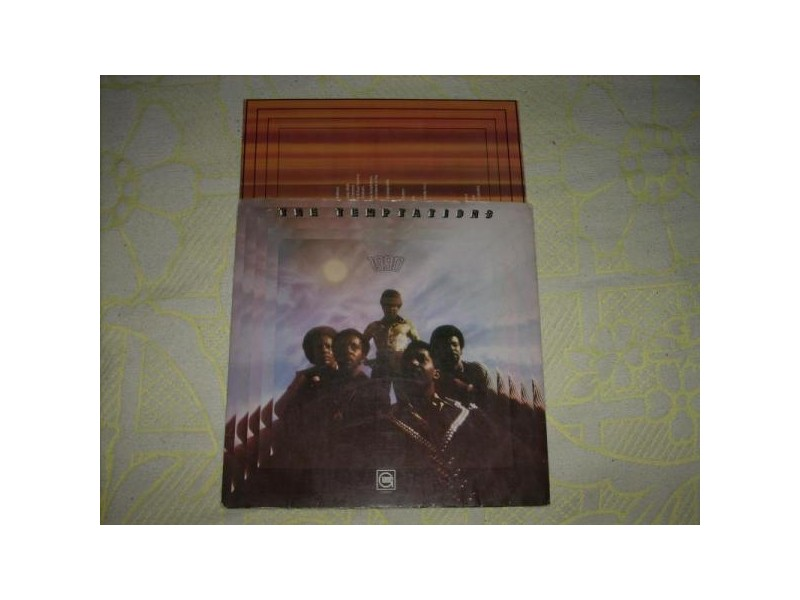 The Temptations-1990 LP