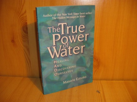 The True Power of Water- Masaru Emoto