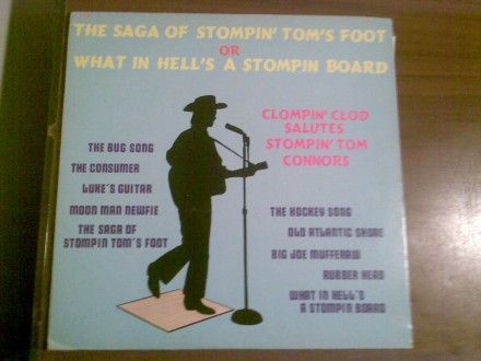 The Unpopular Stompin` Tom