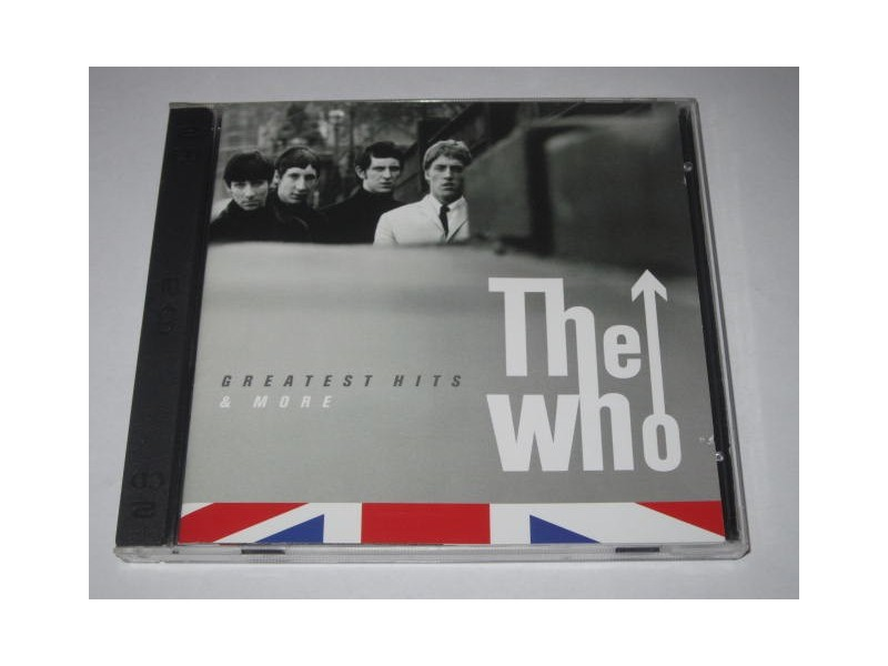 The Who – Greatest Hits & More (2CD)