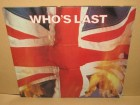 The Who ‎– Who`s Last, 2LP