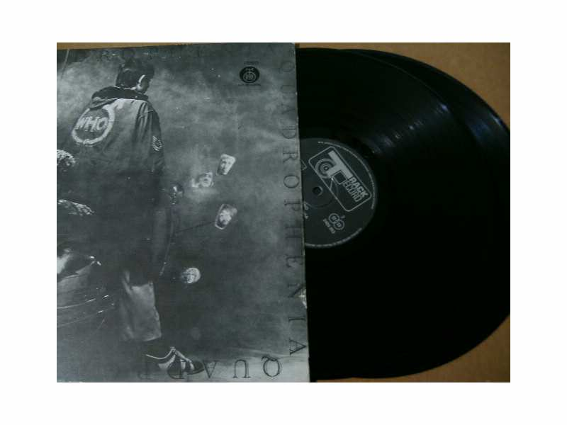 The Who - Quadrophenia, mint