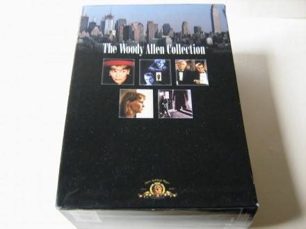 The Woody Allen Collection Box Set 2 (4xDVD, NTSC)