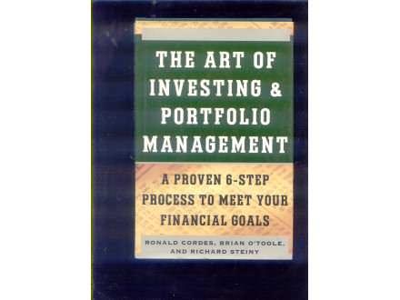 The art of investing & portfolio menagement R.Cordes, B