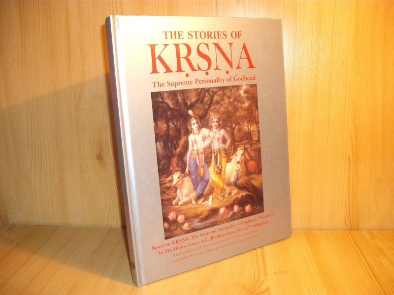 The stories of Krsna