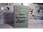 The use of articles in modern english E.M.Gordon I.P.K.