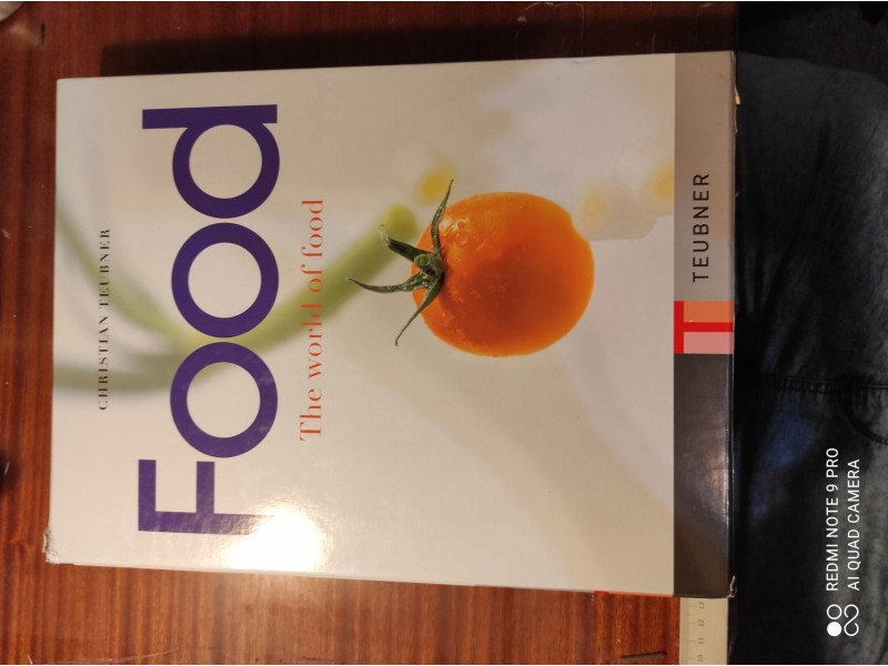 The world of food Christian Teaubner