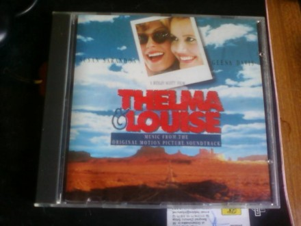 Thelma and Louise Original Motion Picture Soundtrack