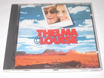 Thelma & Louise (Original Motion Pict (CD)