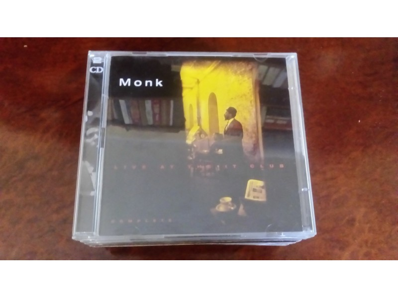Thelonious Monk - Live At The It Club Complete 2Cd