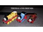 Thomas and Friends vozici - KOMAD - TOP PONUDA