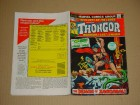 Thongor by Marvel, + Gundar
