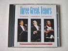 Three Great Tenors (Domingo, Carreras, Pavarotti)