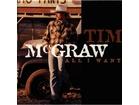 Tim McGraw – All I Want