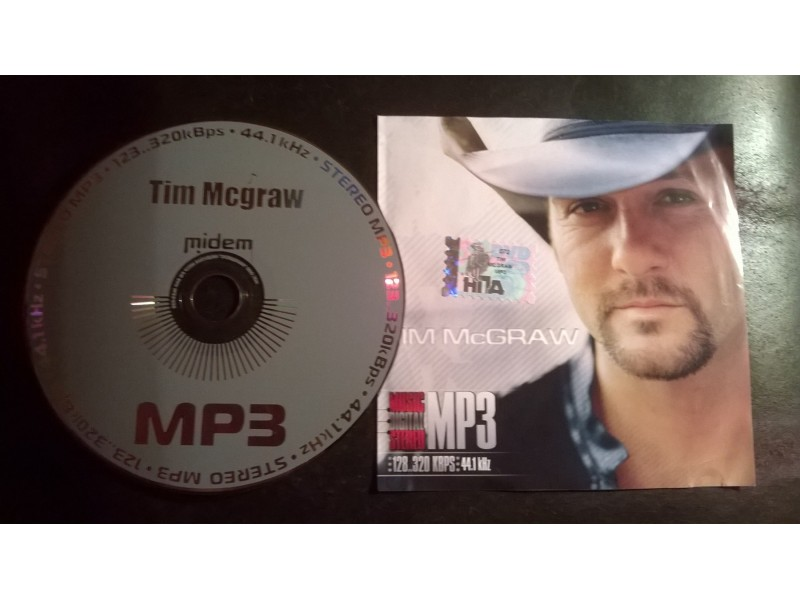 Tim McGraw - Mp3 collection