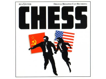 Tim Rice, Björn Ulvaeus & Benny Andersson - Chess (Original Broadway Cast Recording)