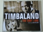 Timbaland Featuring Keri Hilson - The Way I Are