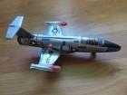 Tin-Litho USAF F-104 Starfighter Japan `K`