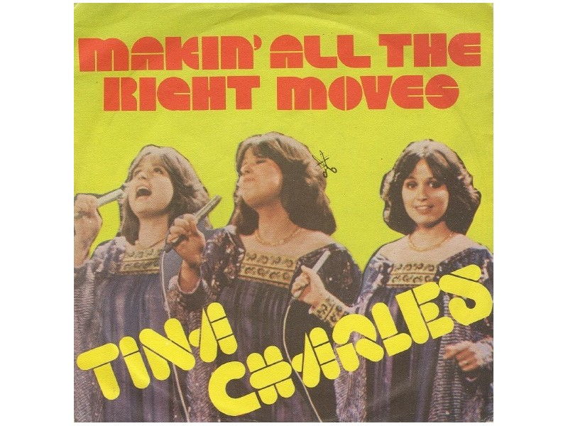 Tina Charles - Makin` All The Right Moves