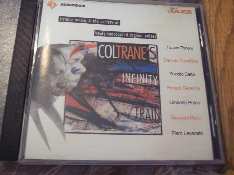 Tiziano Tononi & The Society Of Freely Syncopated Organic Pulses - Coltrane`s Infinity Train